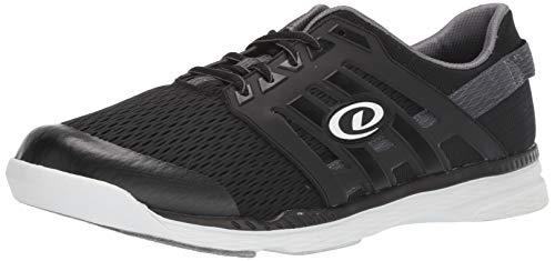 Dexter Mens Roger Ii Bowling Shoes- Black/White, 15 (Bowling Shoes Mens 15)