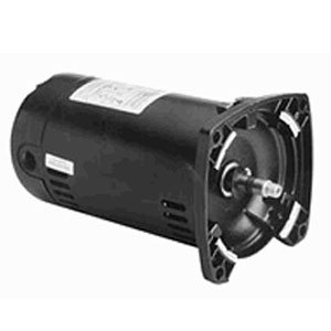 Century Electric UQS1152R 1 1/2-Horsepower 2-Speed Up-Rated Square Flange Replacement Motor (Formerly A.O. Smith), Appliances for Home