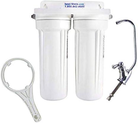 Bestfilters Superior Twin Under Sink Water Filter