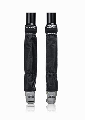 - Acerbis 0023438.090 X-Mud Fork Gaiters, Black