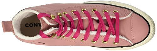 Alto Ctas gum egret Rosa Converse Black A Donna Collo Sneaker Hiker Hi Boot OCYqqndwvx