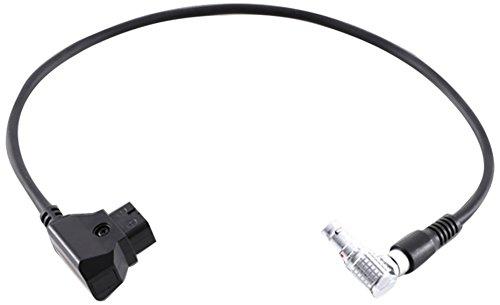 Motor DJI - Cable de alimentación (ángulo recto, 400 mm)