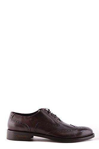 Cuir MCBI299069O À Lacets Marron Trussardi Homme Chaussures aASwvw0Oq