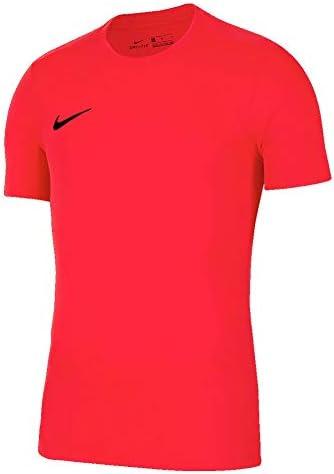 NIKE(ナイキ) メンズ パーク VII S/S ジャージ ゲームシャツ スポーツウェア プラクティスシャツ 半袖 Tシャツ bv6708-XL-635