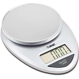 Cuisaid ProDigital Digital Kitchen Scale (Silver)