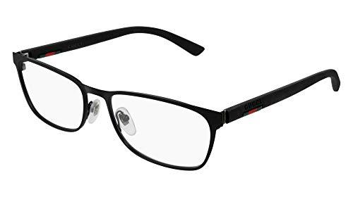 Eyeglasses Gucci GG 0425 O- 001 BLACK / (Gucci Glasses Gg F)