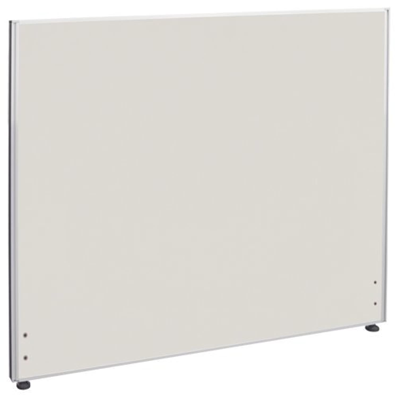 届け先法人限定 オフィスコム 衝立 オフィス パーテーション ライトスクリーン2 幅900×奥行380×高さ1600mm ライトグレー HS-SCREEN1609-2-LGY