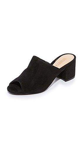 Women's Slide Schutz Sandal Black Timon dOqOR7pwx