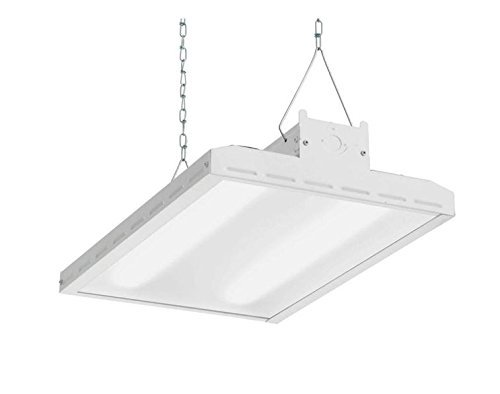 Lithonia Lighting 2 ft. White LED High Bay Light - Bay Lighting Fixture