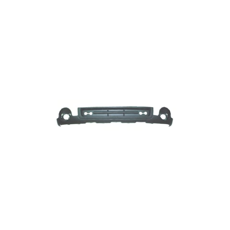 OE Replacement GMC Sierra Front Bumper Cover Lower (Partslink Number GM1015100) Automotive