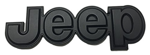 jeep emblem hood - 6