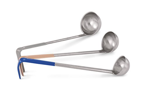Artisan Bakers & Chefs Stainless Steel Ladles, (Ice Sauce Ladle)