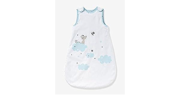 Vertbaudet saco especial verano P Tite ratón blanco blanco Talla:70: Amazon.es: Bebé