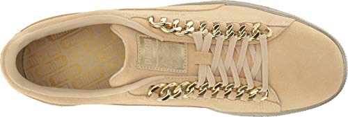 Classic X Hombre Puma Reed Gold metallic Yellow Chain w4zndq
