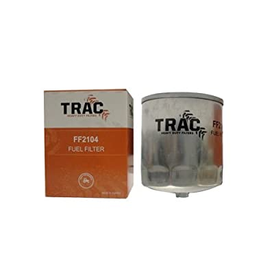 Complete Tractor FF2104 Fuel Filter (for Case International-A39867): Automotive [5Bkhe0401369]