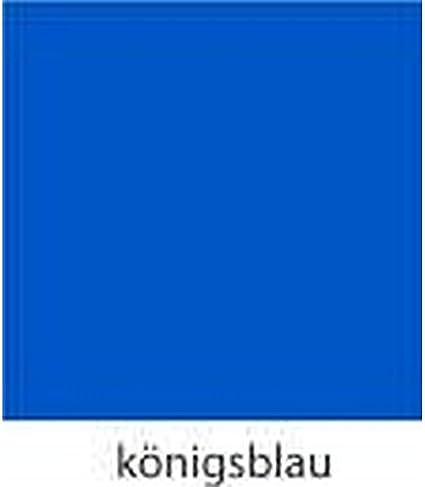 Airbrush-City A de Flex Color Azul Real Flex Pantalla 50 cm de Ancho Lámina de Transferencia: Amazon.es: Jardín