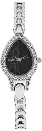Timex Fashion Analog Black Dial Women's Watch - UD09