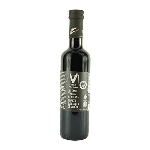 Viniteau Balsamic Vinegar of Modena IGP (6%) Silver - 16.9 fl oz (500 ml) | PGI Certified, Imported From Italy