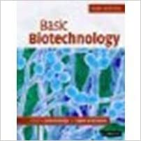 Book Basic Biotechnology by Unknown [Cambridge University Press, 2006]3rd Edition