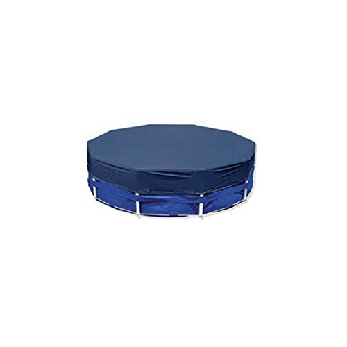 (Intex 12 Round Swimming Pool Debris Cover For Metal Frame Models 58411E)