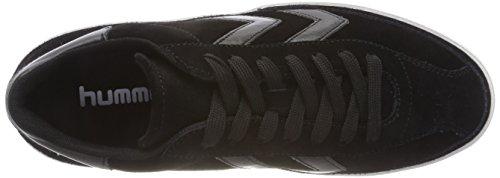 Noir Noir Sneakers hummel Femme Black Highrise Basses Diamant xXPwqEYwR