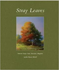 Book Stray Leaves - Selected Essays from Sanctuary Magazine