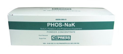 Cheap Phos-Nak Powder (Box of 100)