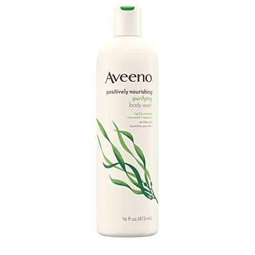 Aveeno Positively Nourishing Purifying Body Wash with