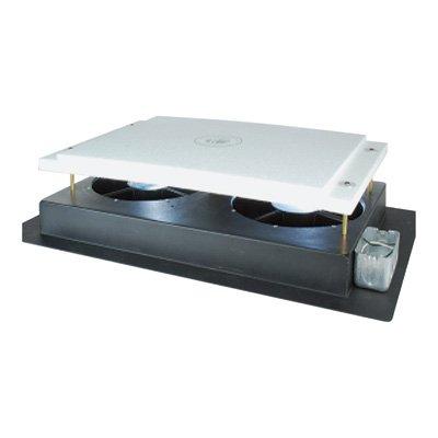 Tamarack Whole House Fan - 1450 CFM, 70 Watts, Model# HV1450