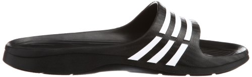 White 1 1 Black Adidas Beach Black Slide Sandals Black Ladies for Flops Flip Duramo xwTqnpRZ