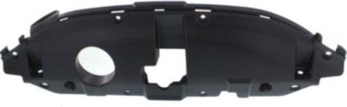 Honda Radiator Support (CPP Direct Fit Radiator Support Cover for 2013-2014 Honda Civic HO1224102)