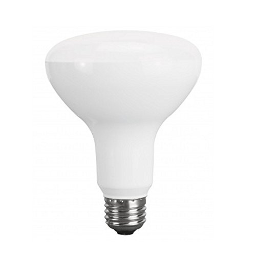 Luxrite LR31815 10-Watt LED BR30 Flood Light Bulb 65W