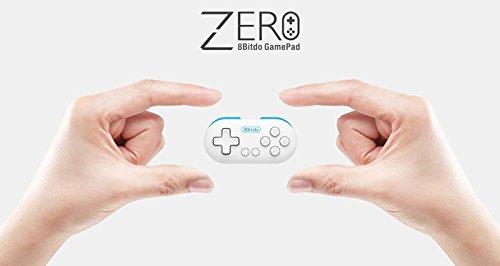 4 opinioni per Joyhero Gamepad 8Bitdo ZERO Mini Wireless Bluetooth V2.1 Game Controller Gamepad