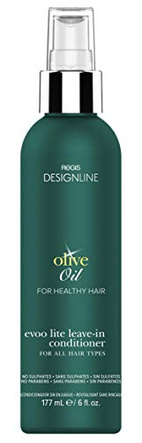 Leave-in - Regis DESIGNLINE - Leave-In Conditioner Treatment Restores Dry and Damaged Hair without Build-Up and Protects Against Damage, Dryness, and Color Fading (6 oz) ()