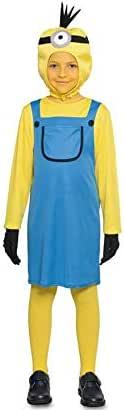 Fyasa 706419-T01 - Disfraz de niña para niños de 4 a 6 años ...