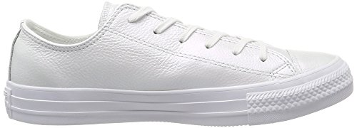 White Blanc Converse CTAS Mixte Ox 100 White Adulte Baskets YWEaagvq
