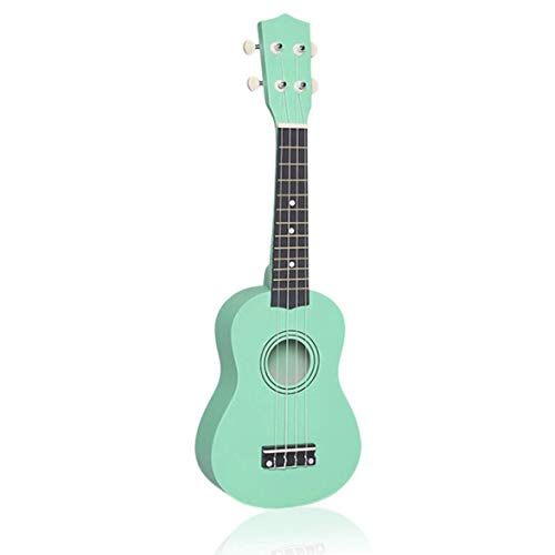 Portable Mini Size Professional Universal Acoustic Ukulele Musical Instrument with Fresh Color for Adults and Children