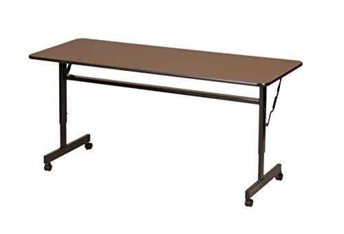 Correll FT2472M-01 EconoLine Flip Top Table, 24