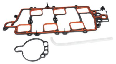 ACDelco 89017554 GM Original Equipment Upper Intake Manifold Gasket Kit with Seal and - Manifold Gasket Gm Intake