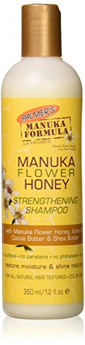 Honey Strengthening - Palmer's Manuka Honey Strengthening Shampoo