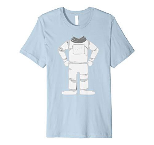 Astronaut Costume Halloween Shirt Funny Space Explorer Gift]()