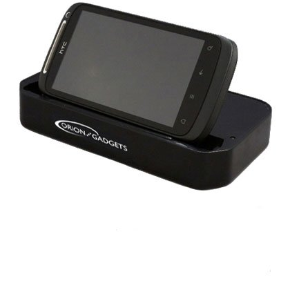 OrionGadgets® Desktop Sync & Charge Cradle Docking Station