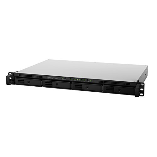 Synology 4bay NAS RackStation RS816 (Diskless)
