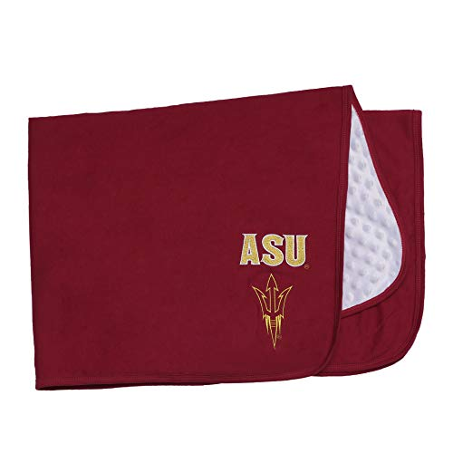 NCAA Arizona State Sun Devils Baby Blanket for Boy or Girl