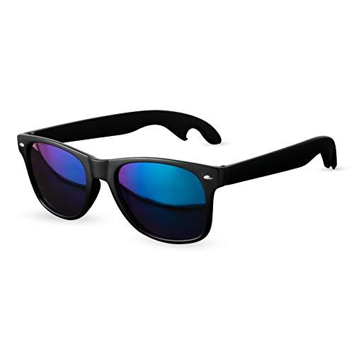 - Foster & Rye 5611 Bottle Opener Sunglasses, Multicolor