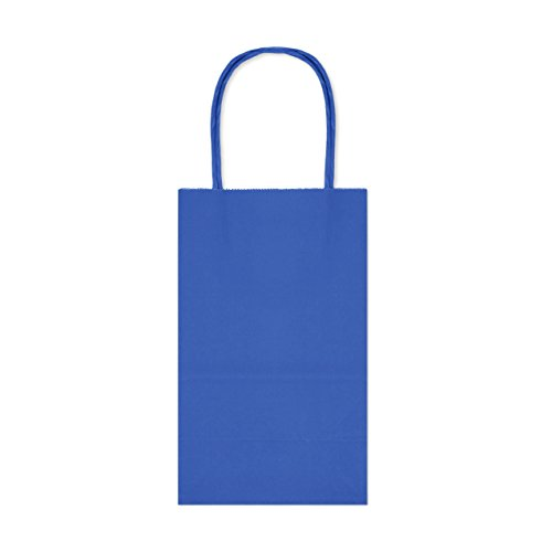 Coloured Paper Gift Bags With Handles - 1