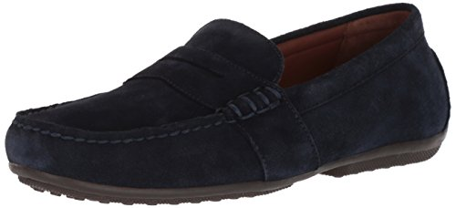 Polo Ralph Lauren Men's Reynold Driving Style Loafer, Aviator Navy, 11 D US ()