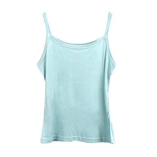 Forever Angel Women's Silk Knitted Camisole Vest Tops