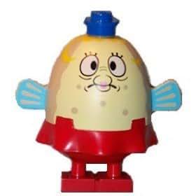 LEGO Bob Esponja - Figura de la señora Puff (del juego 4982)