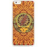iPhone 6/6S Plus TPU Case - Grateful Dead (4) White Cell Phone Rubber Case Cover for iPhone 6/6S Plus